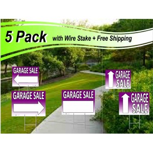 Garage Sale Pack 3